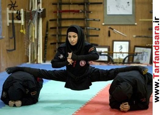 ترفندسرا,دختر,نینجا,دختران نینجا کار ایرانی,girl,دختر ناز,جیگر